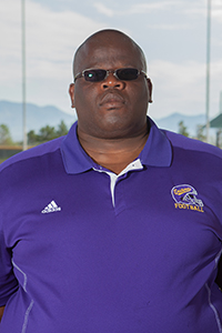 Asst. Coach - Football - Anthony Redding