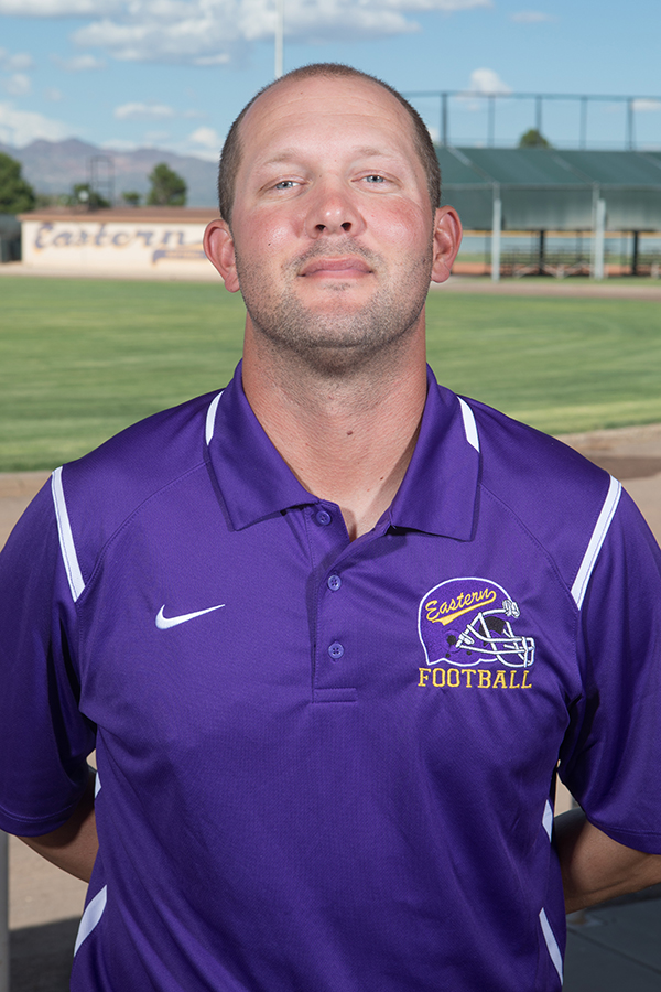 Asst. Coach - Football - Zac Miller