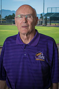 Asst. Coach - Football - Bob O'Mera