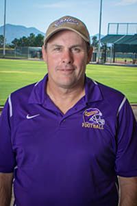 Head Coach - Football - John O'Mera