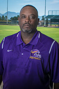 Asst. Coach - Football - Michael Gibson