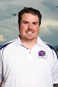 Asst. Coach - Football - James Pryor