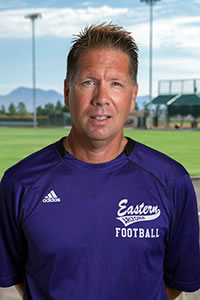 Asst. Coach - Football - Jeff Roebuck