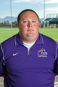 Asst. Coach - Football - Josh Owen