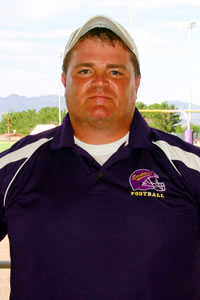 Asst. Coach - Football - Tobe Smith