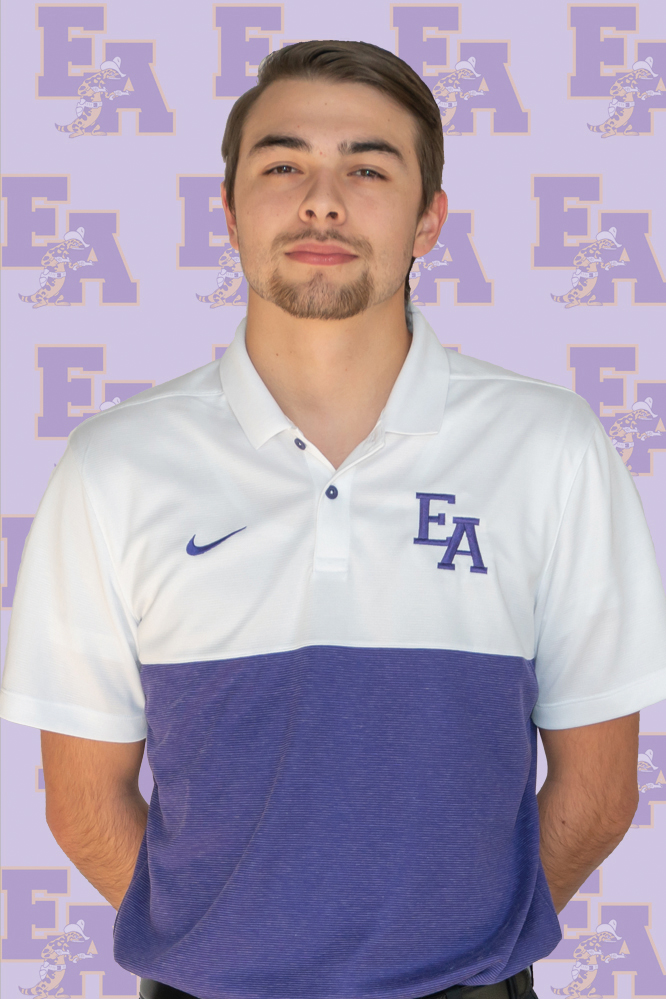 Student Asst. Coach - Men's Basketball - Christopher Corona