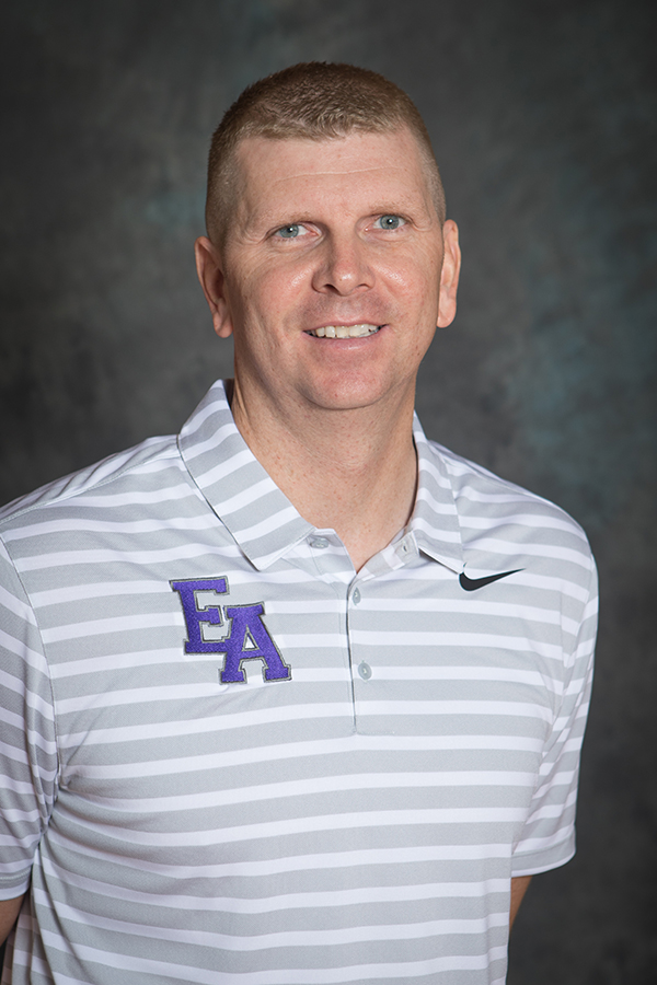 Head Coach - Men's Basketball - Maurice Leitzke