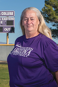 Head Coach - Softball - Kate McCluskey