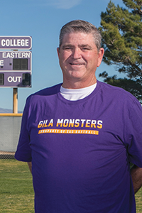 Asst. Coach - Softball - Mike Skinner