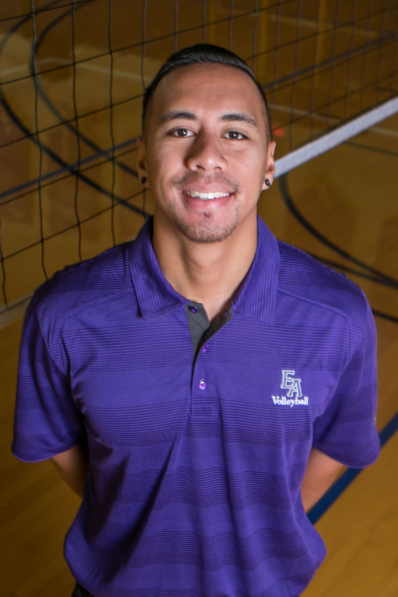 Asst. Coach - Volleyball - Keoni Bailado