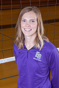 Asst. Coach - Volleyball - Shaka Seale