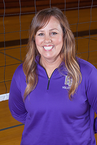 Head Coach - Volleyball - Shari Kay
