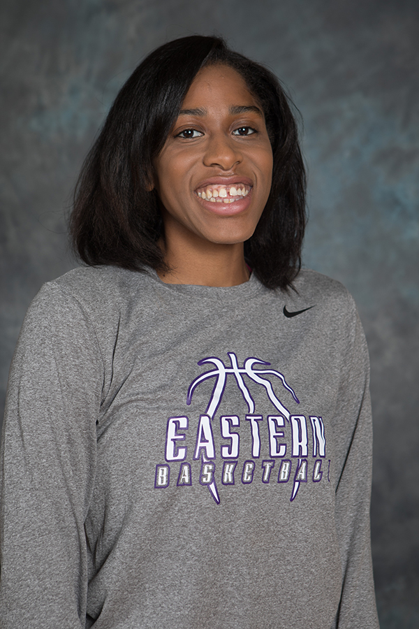 Asst. Coach - Women's Basketball - Keke Wright